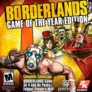 Borderlands: Game of the Year Edition Enhanced ...